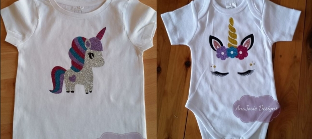 Baby Rompers and Kids T-shirts