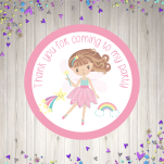 Pink Fairy mock up